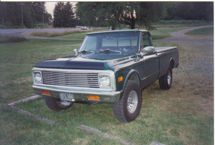 1972 C10 4x4 Craigslist Autos Post